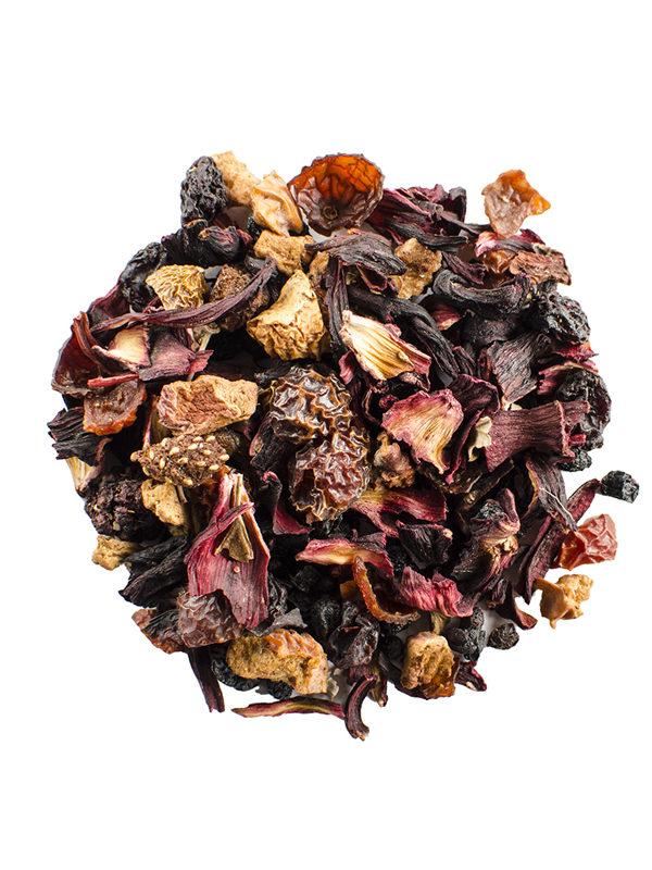 Herbal Fruit Paradise Tea Tisane