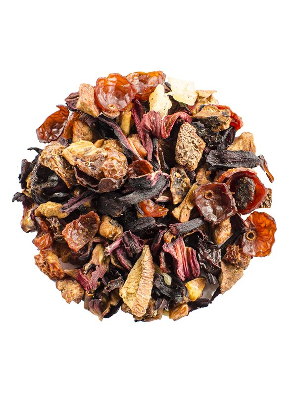 Herbal Pina Colada Tea Tisane
